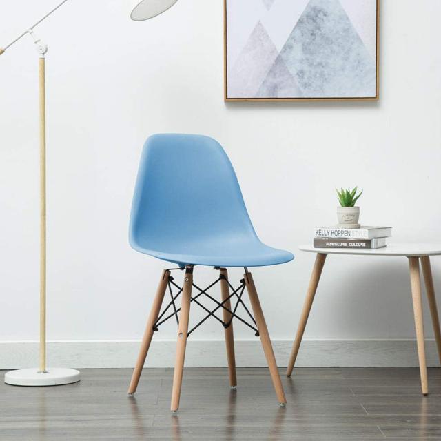 E-home EMS北歐經典造型餐椅