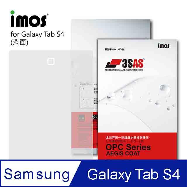♕超疏水疏油保護貼♕iMos 3SAS 螢幕保護貼SAMSUNG Galaxy Tab S4 專用
